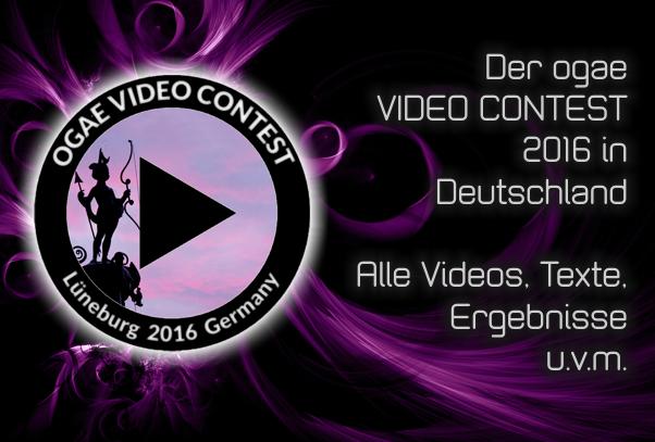 ogae VIDEO Contest 2016